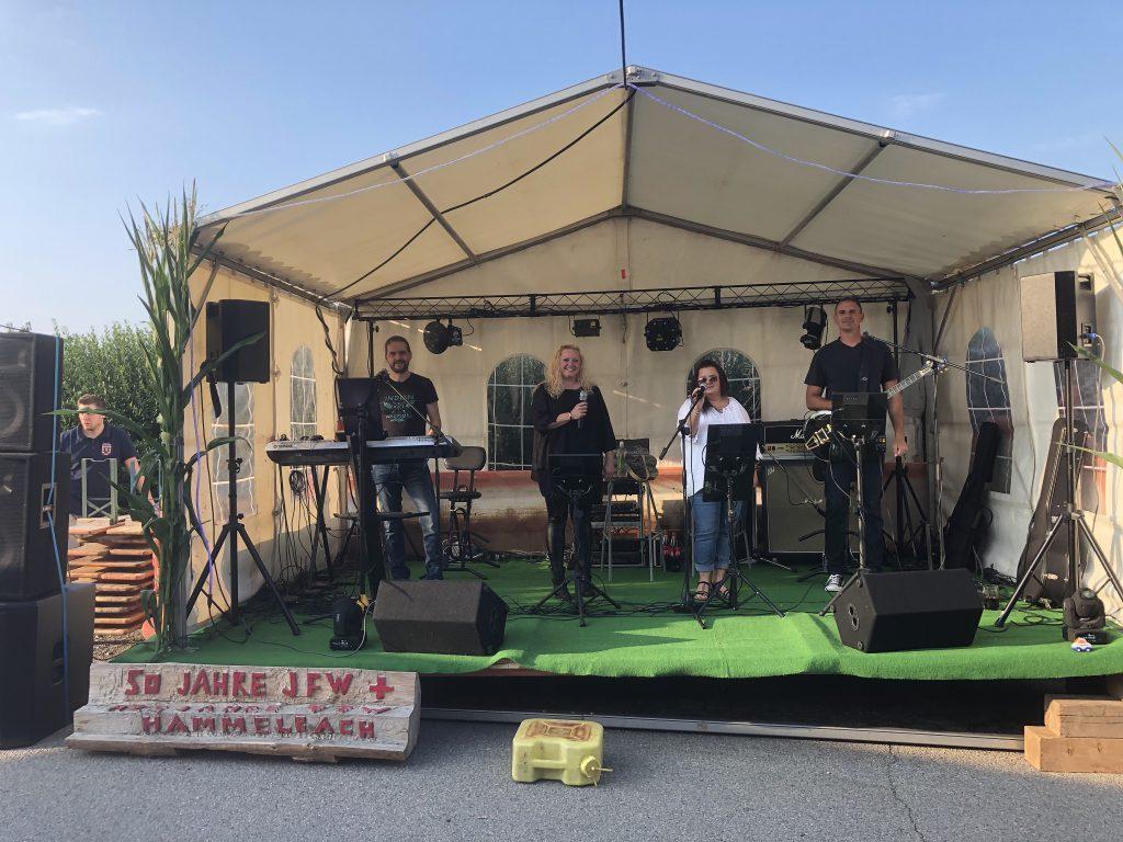Das Feuerwehrfest in Hammelbach, war bis auf den letzten Platz besetzt. Ein rundum gelungenes Fest.